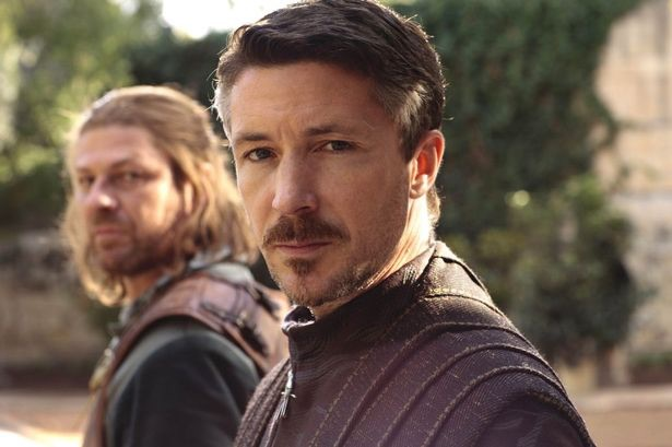 GoT's Littlefinger promotes new film