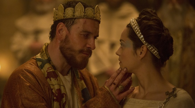 Macbeth – new images