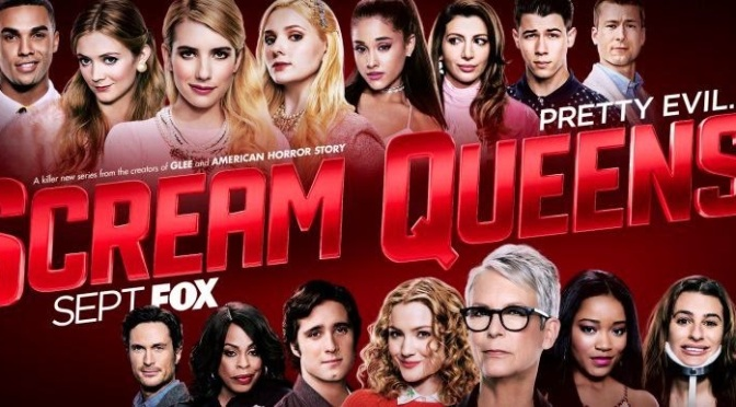 Scream Queens, American Horror Story head to Comic-Con