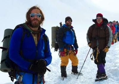 Everest looks epic!