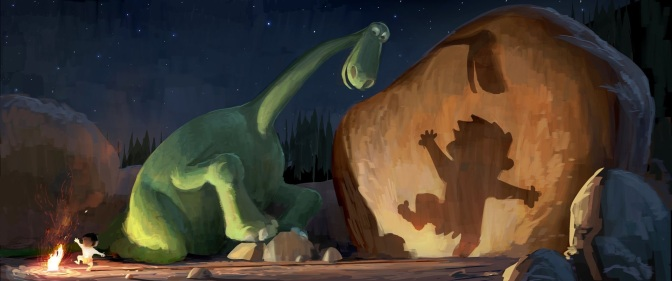 The Good Dinosaur – teaser trailer