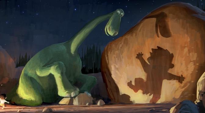 The Good Dinosaur – teaser trailer