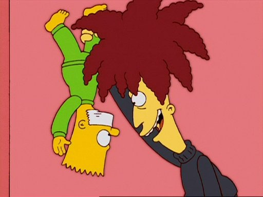 Sideshow Bob to finally get his boy