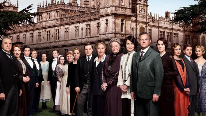 Downtown Abbey to receive special honour