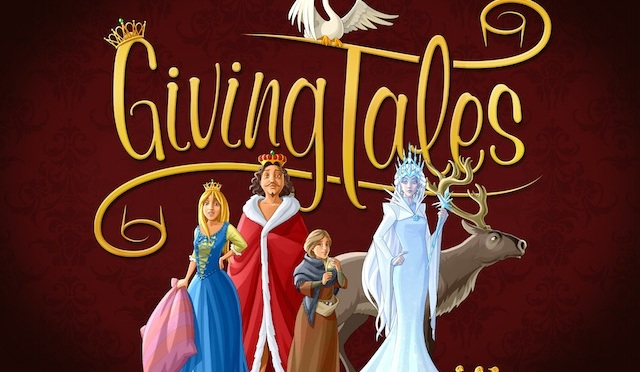 Celebs contribute to fairytale app