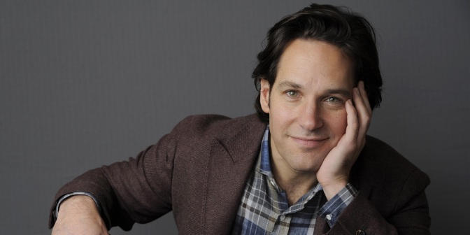 Paul Rudd set for Hollywood honour