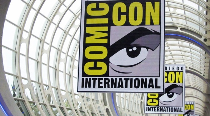 Comic-Con catch-up