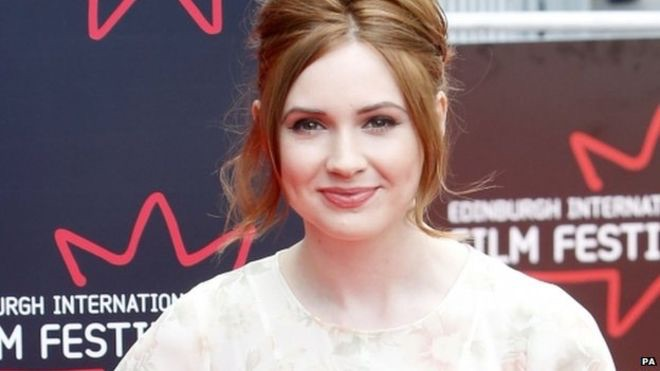 Karen Gillan, James Cosmo become EIFF patrons