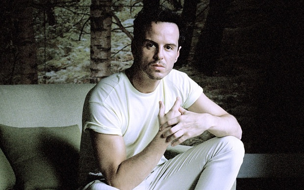 Andrew Scott heads to Steel County