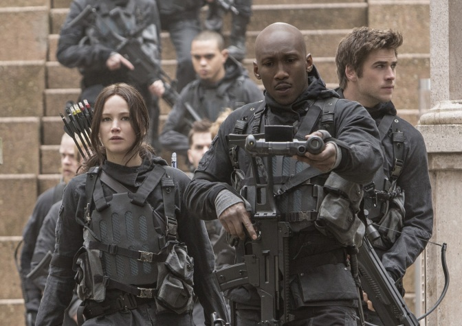 Mockingjay UK premiere confirmed