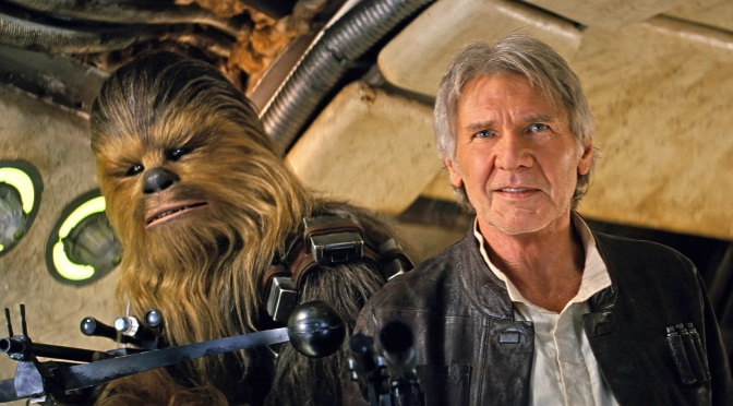 Han Solo gets his own film!