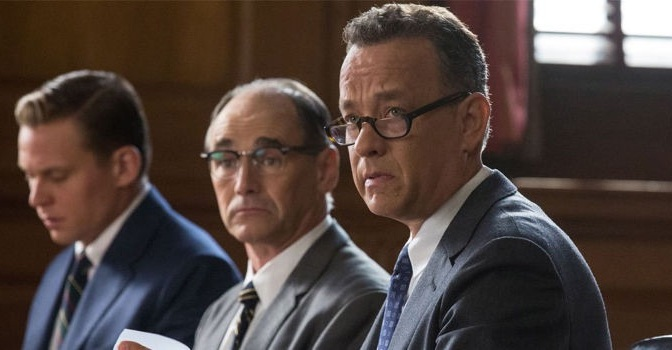 New Bridge of Spies trailer