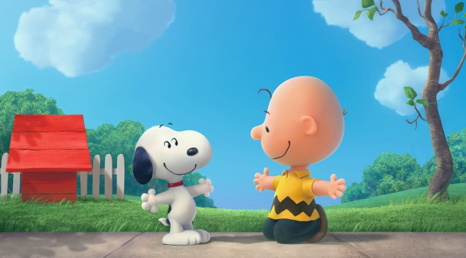 Behind the scenes of the Peanuts Movie