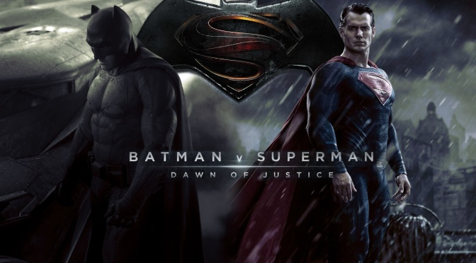 Batman v Superman – brand new trailer
