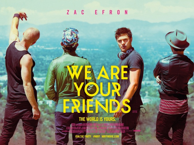 Zac Efron is your friend