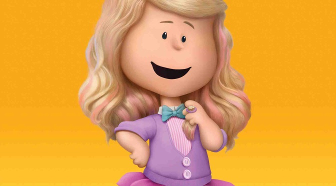 Meghan Trainor joins the Peanuts gang