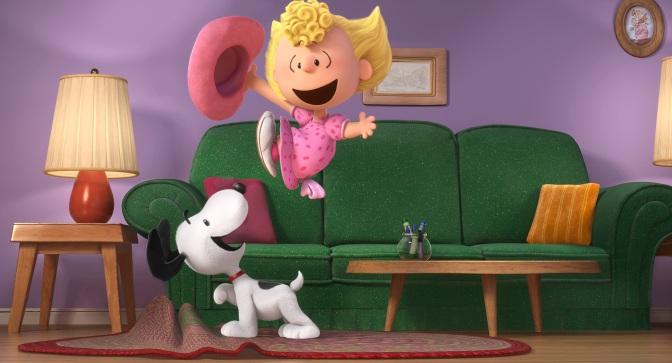 The Peanuts Movie – new stills
