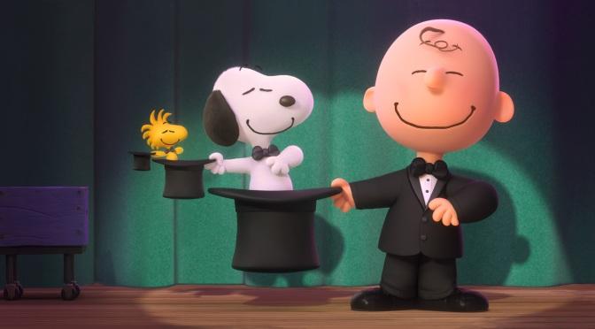 New Peanuts clip