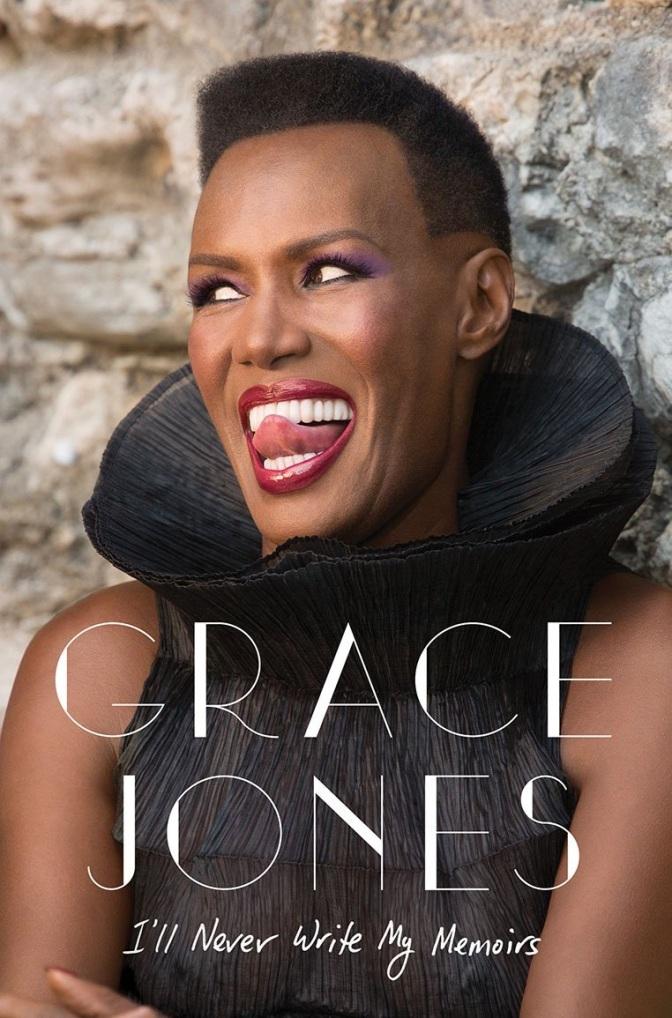 Grace Jones to publish her memoirs