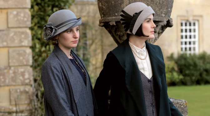 Downton stars to preview the final series
