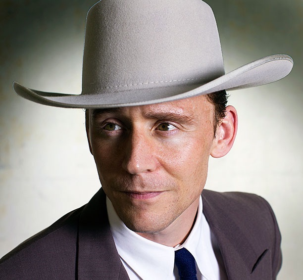 Hiddleston does Hank
