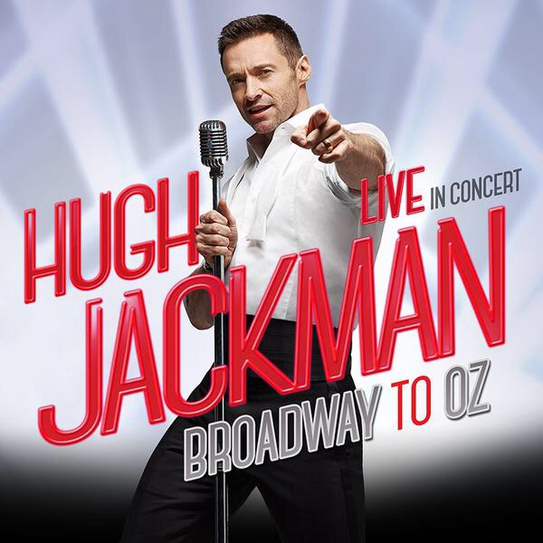 Hugh Jackman announces Australian tour