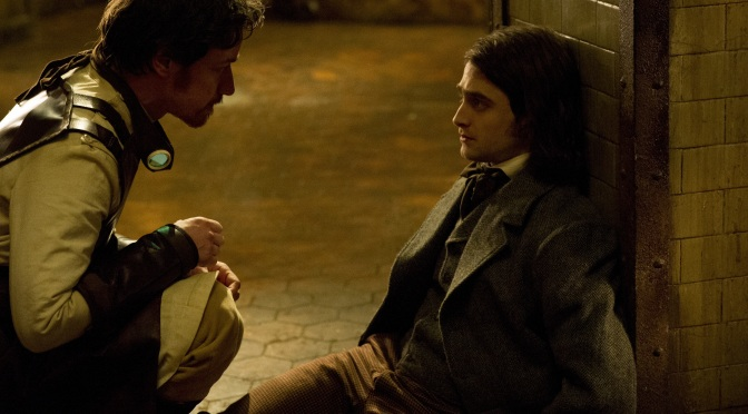 Victor Frankenstein – new images
