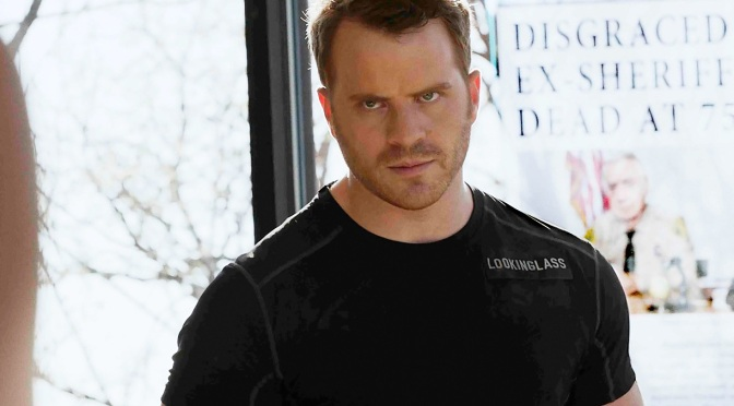 Rob Kazinsky no longer Frankenstein