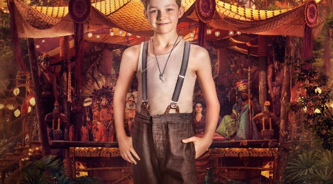 Pan – two new posters