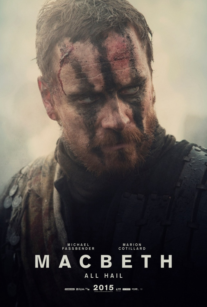 Two new Macbeth posters