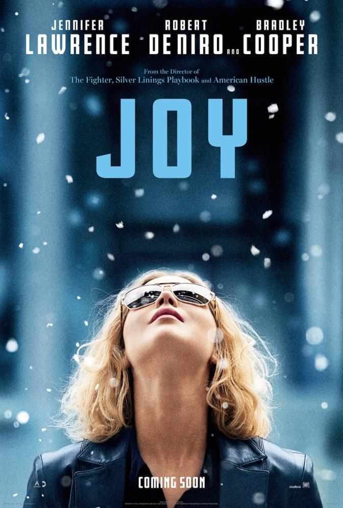 Joy – new clip