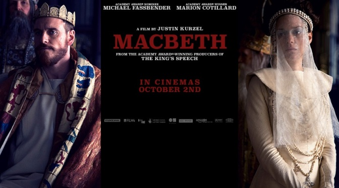 Macbeth – new clip, posters and premiere details