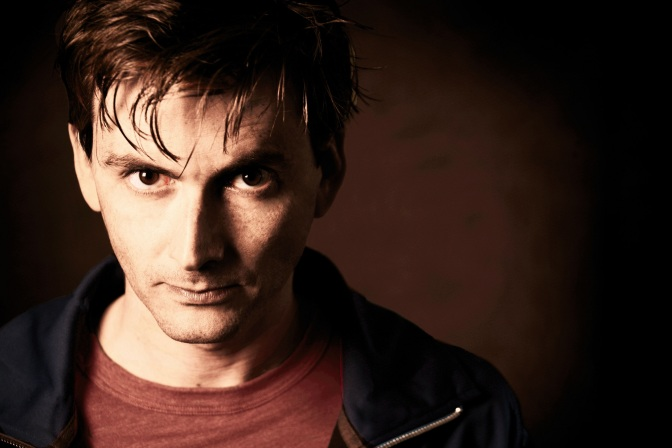 David Tennant is a Bad Samaritan