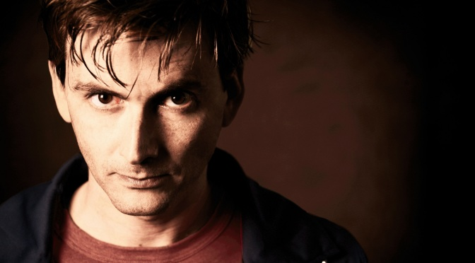 David Tennant set for Fish Without Bicycles