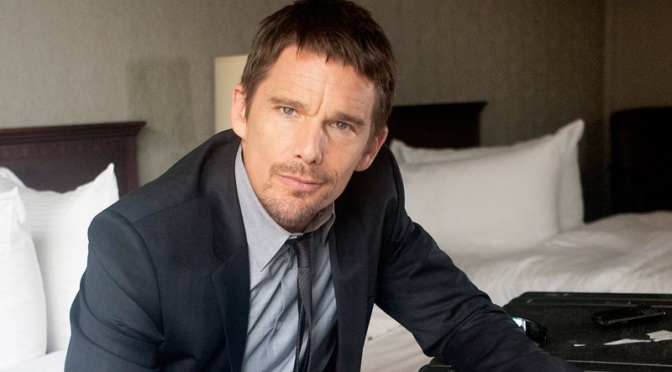Ethan Hawke to publish novel