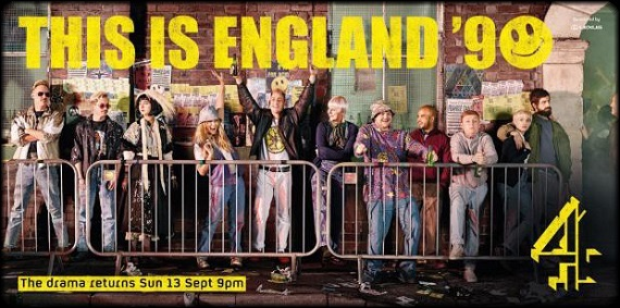 Shane Meadows discusses This Is England '90