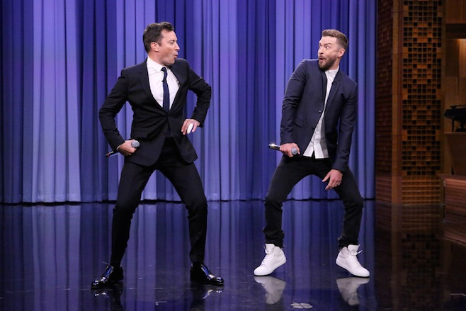 Fallon and Timberlake perform History of Rap 6