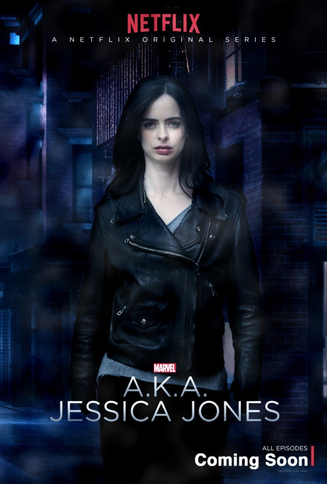 Jessica Jones arrives in November