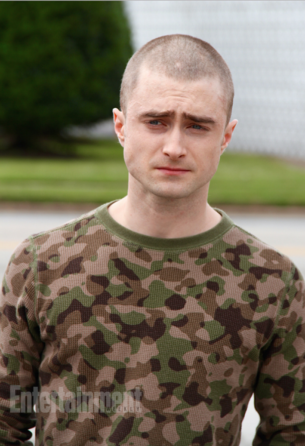 New image from Daniel Radcliffe's Imperium