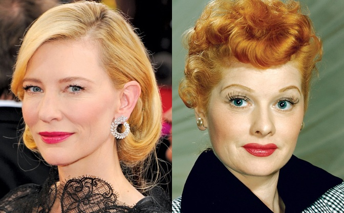 Blanchett and Sorkin take on Lucille Ball