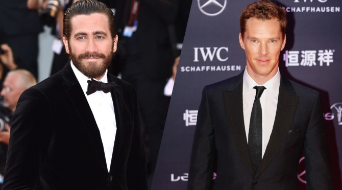 Gyllenhaal and Cumberbatch set for The Current War