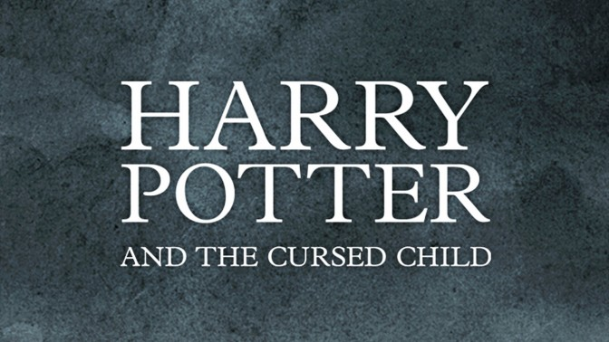 Harry Potter play will be in two parts