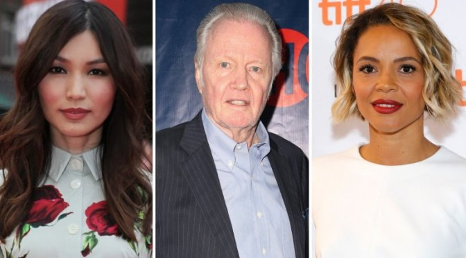 Gemma Chan, Jon Voight join Fantastic Beasts