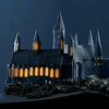 Hogwarts brought to life by a book