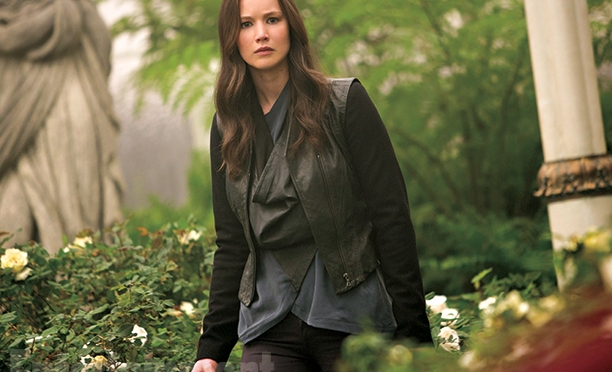 Going to the Hunger Games premiere? There's an app for that!