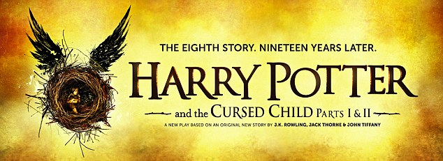 Go behind the scenes of The Cursed Child