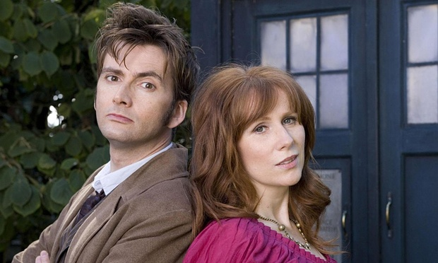 Tennant and Tate reunite for Who