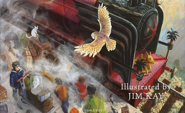 New Harry Potter illustrations released