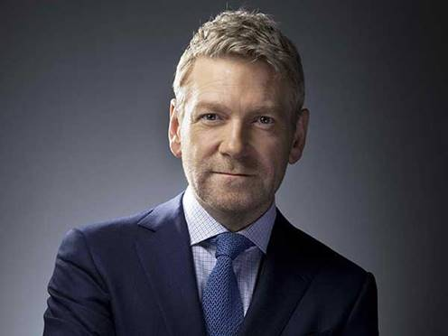 Kenneth Branagh to be honoured by London Critics
