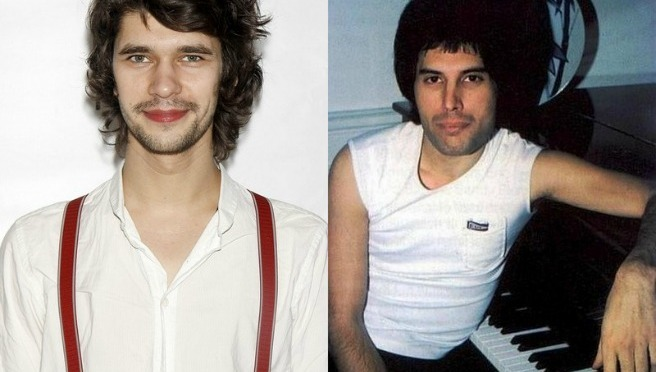 Is Ben Whishaw finally going to play Freddie Mercury?